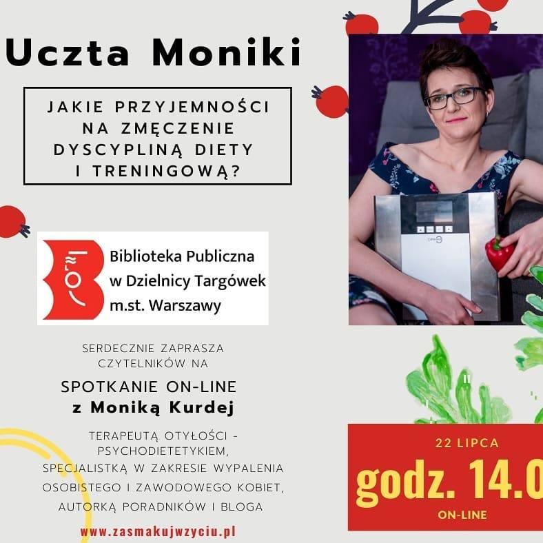 Monika Kurdej i jej uczta