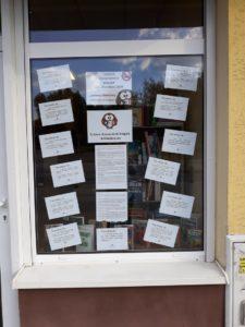 Tydzień Zakazanych Książek w W37