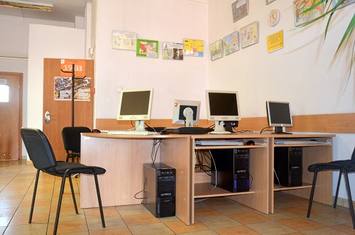 """Projekt nr 16 """"Doposażenie bibliotek na Bródnie"""" - W98"""