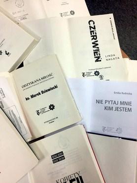 """Projekt nr 130 """"Nowości wydawnicze w bibliotece na Targówku Mieszkaniowym"""""""