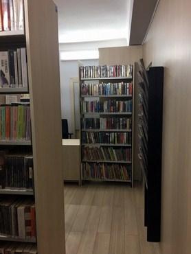 """Projekt nr 1136 """"Nowe półki pod nowe książki w bibliotece na Targówku Fabrycznym"""""""