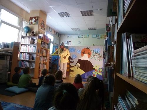 """Projekt nr 14 """"Kulturalne spotkania w Bibliotekach na Targówku Mieszkaniowym"""""""