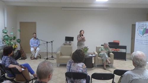 Spotkanie grupy poetyckiej Akant