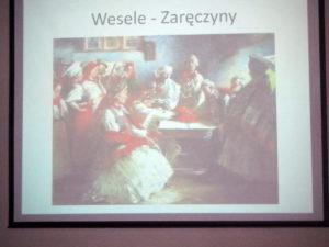 """""""Jesień- czas odpoczynku, zabaw i wesel w kulturach wiejskich"""" - prelekcja w Czytelni"""