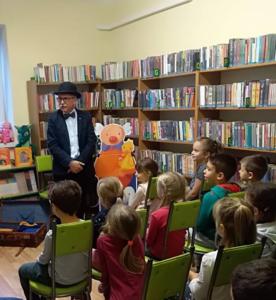 Pan Kuleczka z wizytą w W37