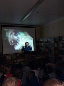 Spotkanie z Marcinem Koziołem