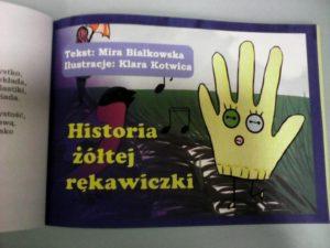"""""""Z teatrzykiem Kamishibai przez pokolenia"""" – projekt sąsiedzki"""