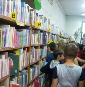 Poznajemy sekrety Biblioteki publicznej BD65