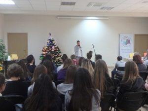 I Mazowiecki Konkurs Krasomówczy z Języka Hiszpańskiego w Czytelni