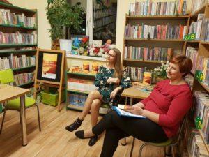 Spotkanie autorskie z Marleną Rytel