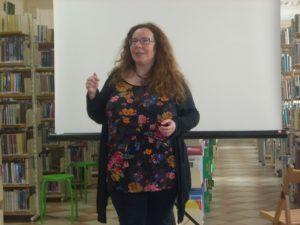 Warsztaty literackie z Lilianą Fabisińską w W29