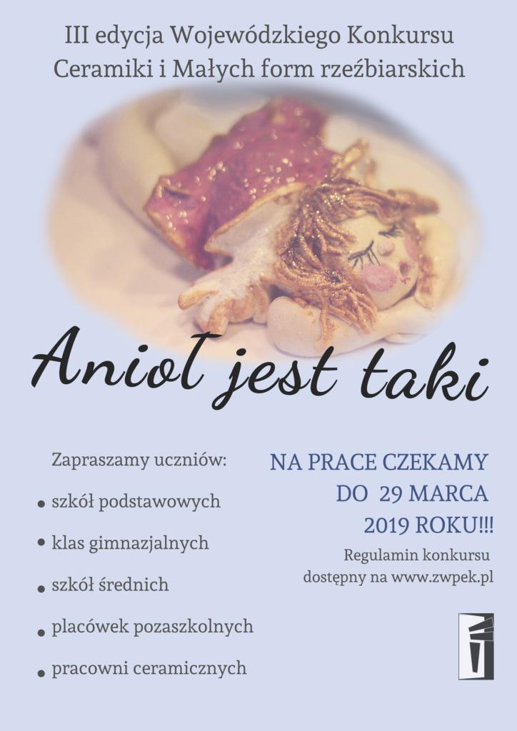 III edycja Wojewódzkiego Konkursu Ceramiki i Małych form rzeźbiarskich