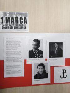 """Narodowy Dzień Pamięci """"Żołnierzy Wyklętych"""" w W49"""