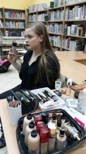 Warsztaty makijażu z profesjonalną makijażystką w W72
