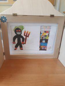 Zróbmy bajkę - warsztaty kreatywne dla dzieci w oparciu o teatrzyk Kamishibai