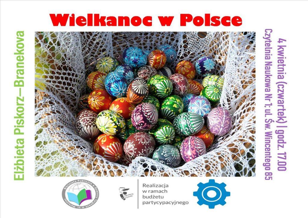 """""""Wielkanoc w Polsce"""" - prelekcja etnograficzna w Czytelni"""