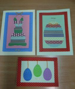 Kartki świątecznie – warsztaty rękodzieła w W60