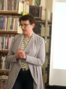 Na zdjęciu pani Monika Kurdej