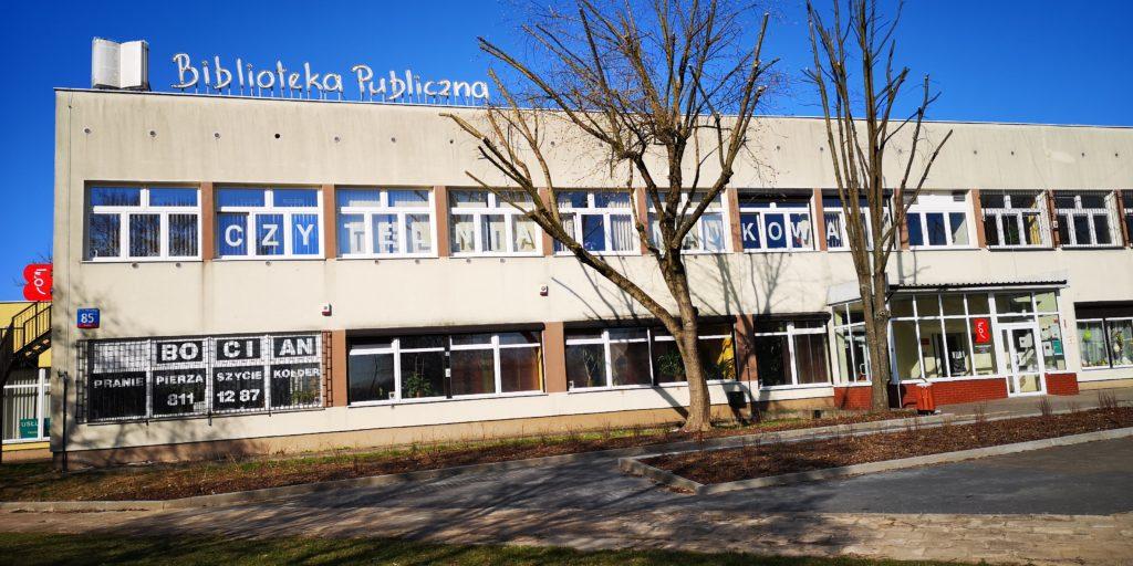 Biblioteka Publiczna w Dzielnicy Targówek
