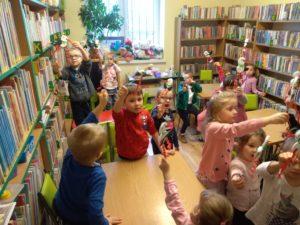 """""""Wiosna, ach to TY!"""" – zajęcia z przedszkolakami w W37"""