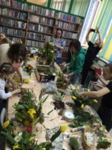 Warsztaty florystyczne w BD40