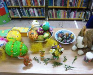 Wielkanocny Zajączek odwiedza BD65