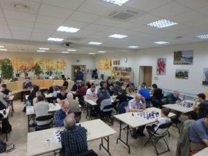 LXXXII Turniej Szachowy w CNI