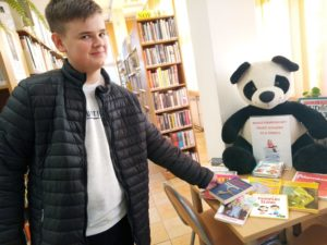 Dzień książki dla dzieci w W98
