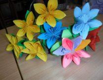 Kwiatki na Dzień Matki, czyli rodzinne warsztaty w BD12