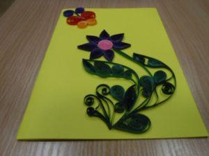 Cuda z papieru - quilling - warsztaty kreatywne w W64