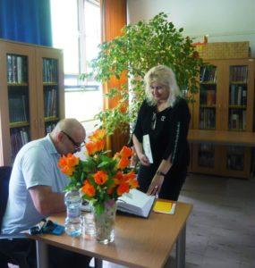 Kazimierz Szymeczko gościem BD65