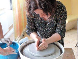 """""""Warsztaty ceramiczne"""" w Czytelni Naukowej"""
