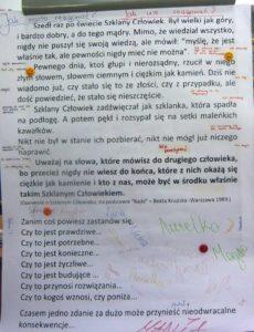 Warsztaty społeczno-literackie Klanzy w BD65