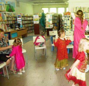 Podróż do Indii, czyli kolorowe warsztaty podróżnicze w BD65