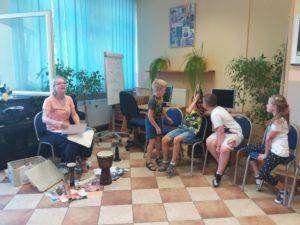 Lato w mieście w BD52 - Spotkania z podróżnikami.