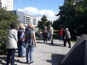 Inspirujący spacer po Targówku