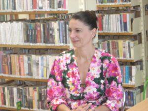 Spotkanie autorskie z Ałbeną Grabowską w W29