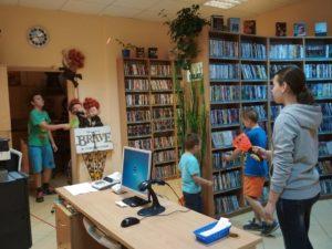 Dni Targówka i Narodowe Czytanie w MW123