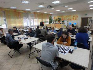 LXXXIV Turniej Szachowy w CNI