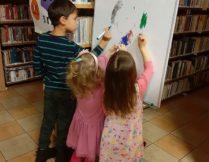 """""""Noc Bibliotek"""" w W98"""