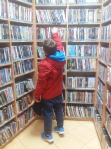 """""""Noc Bibliotek"""" w MW123"""