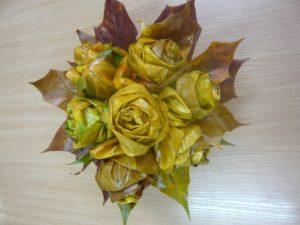 """""""Jesienny bukiet róż"""" – warsztaty rękodzieła w W60"""