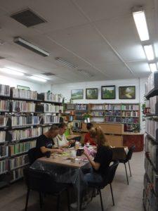 """""""Noc Bibliotek"""" w W60"""