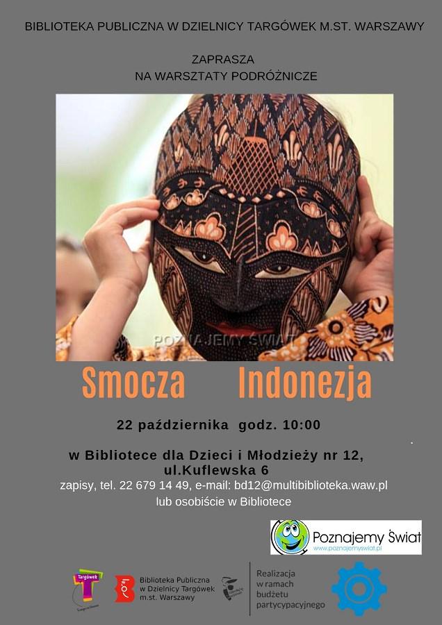 """""""Smocza Indonezja"""" - warsztaty w BD12"""