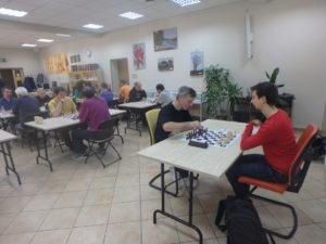 LXXXV Turniej Szachowy w CNI