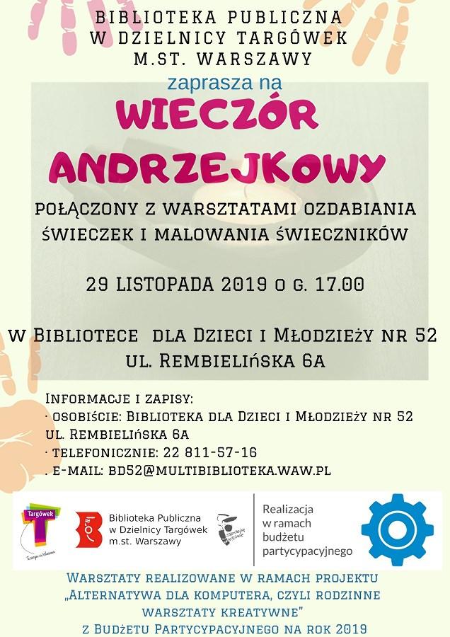 """""""Wieczór Andrzejkowy"""" w BD52"""