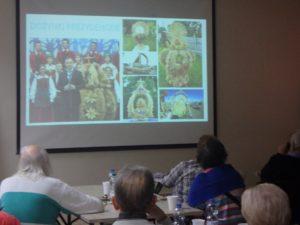 """""""Zielnik Matki Bożej"""" - prelekcja etnograficzna w Czytelni Naukowej"""