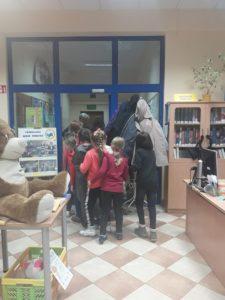 """""""Warsztaty andrzejkowe"""" odbyły się w Bibliotece dla Dzieci i Młodzieży 29 listopada 2019."""