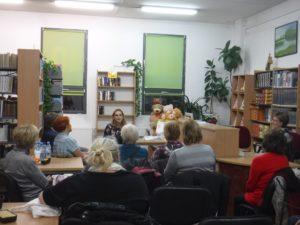 Spotkanie autorskie z Krystyną Mirek w W60