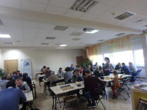 LXXXVI Turniej Szachowy w Czytelni Naukowej nr 1